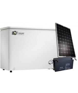 Solar Go-Freezer